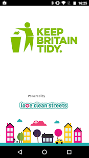 Keep Britain Tidy- screenshot thumbnail