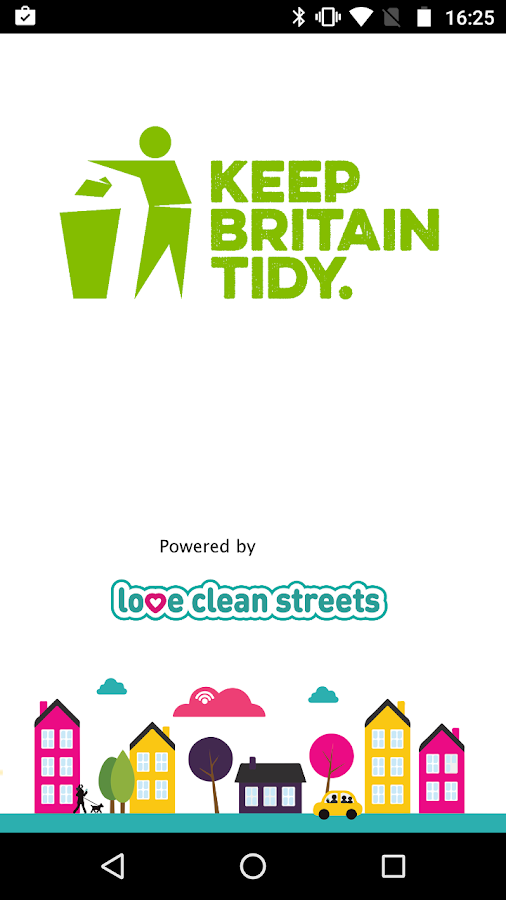 Keep Britain Tidy- screenshot