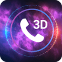 Dazzle 3D Themes: Call Screen & Home Screen Themes icon