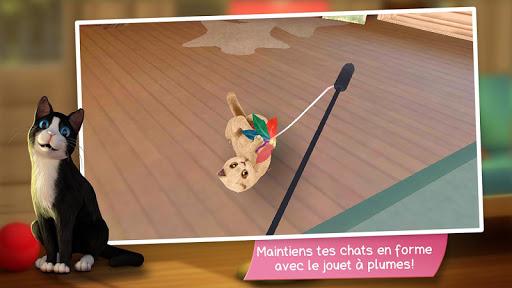 Code Triche CatHotel - Ma chatterie APK MOD screenshots 5
