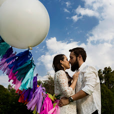 Wedding photographer Andrea González Olvera (andreography). Photo of 09.06.2016
