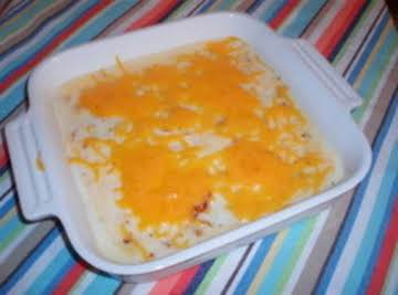 Bacon Cheese Grits