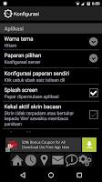 Screenshot of Panduan Solat