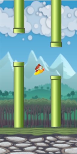 Flying Bird : New of Legendary Flappy Bird Game apkmr screenshots 2