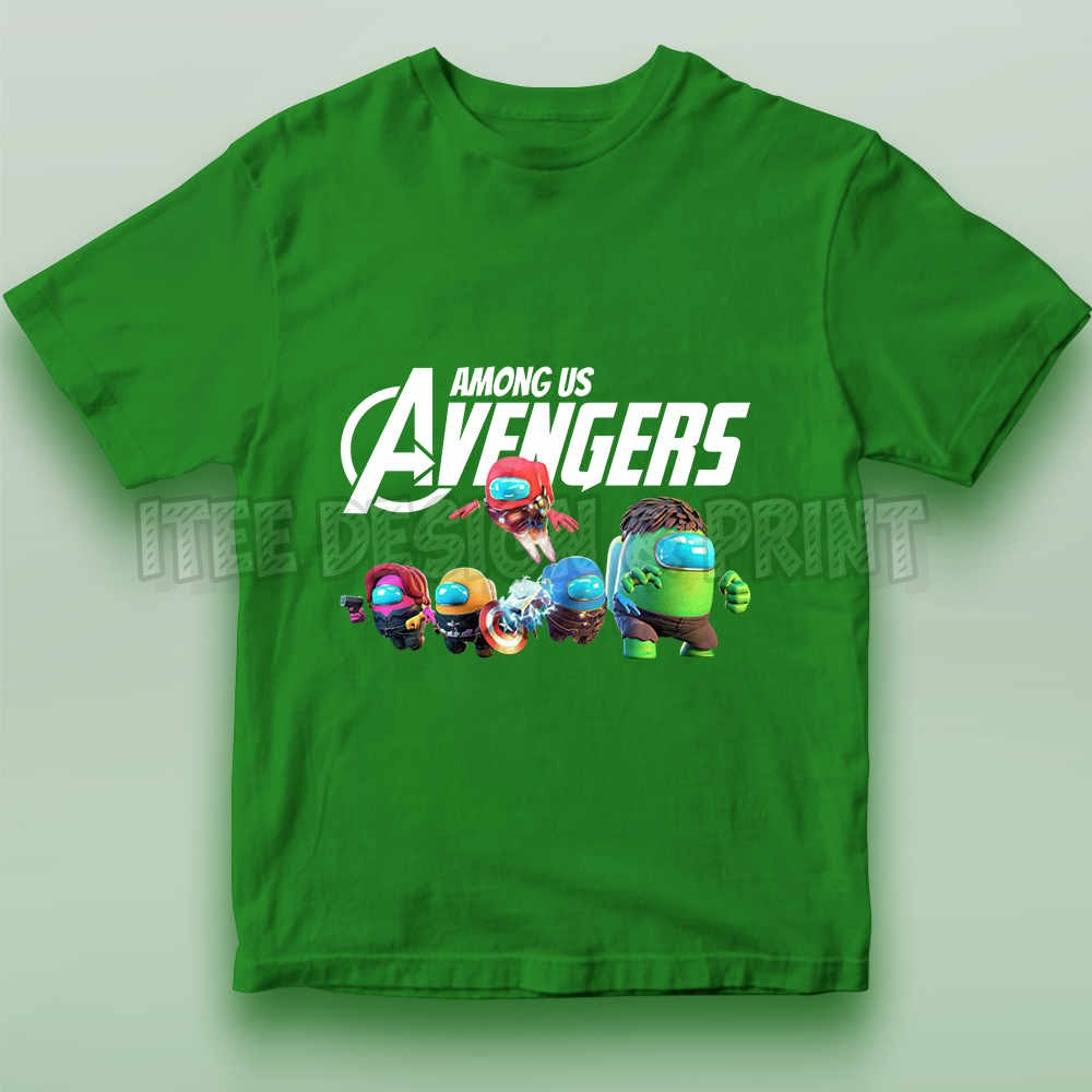 Among Us Avengers Impostor 21