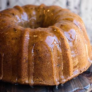 Coconut Pecan Cheesecake Bundt Cake