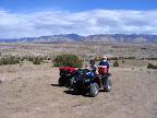 ATV Riding - March 2008