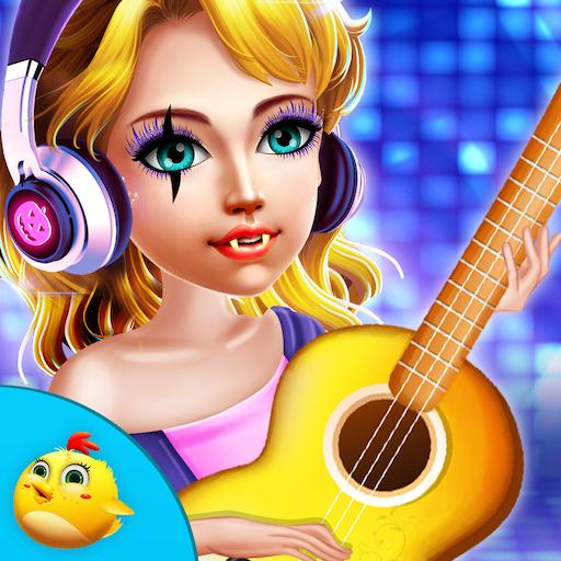 モンスターダンスパーティー 休閒 App LOGO-APP試玩