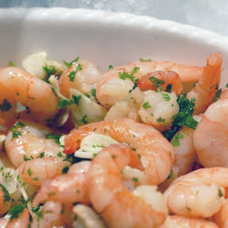 Garlic Butter Scampi