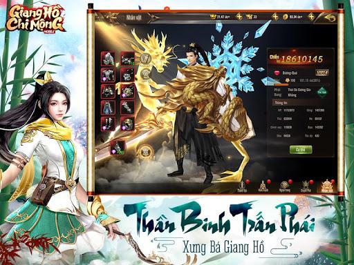 Giang Hu1ed3 Chi Mu1ed9ng - Tuyet The Vo Lam apkpoly screenshots 15