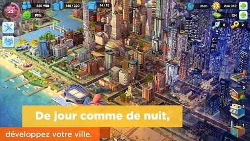SimCity BuildIt  captures d'écran 4