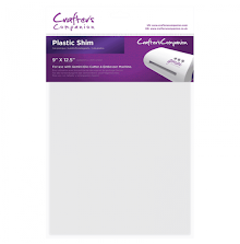 Crafters Companion Gemini Accessories - Plastic Shim