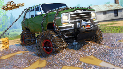 Spintimes Mudfest - Offroad Driving Games apktram screenshots 3