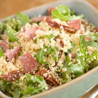 Sun-Dried Tomato and Salami Couscous Salad Recipe