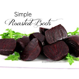 Simple Roasted Beets Recipe