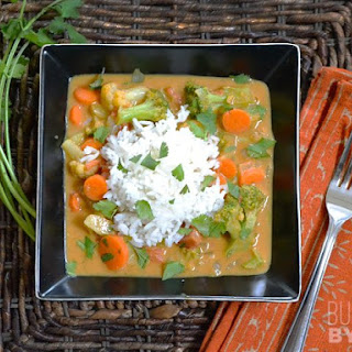 Coconut Vegetable Curry Recipe
