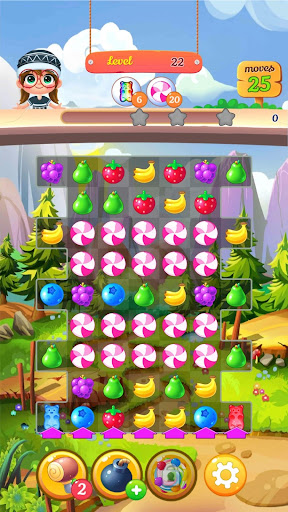 New Tasty Fruits Bomb: Puzzle World apkmr screenshots 4