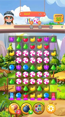 New Tasty Fruits Bomb: Puzzle Worldのおすすめ画像4
