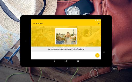 FUNCARD Postkarten-App for PC