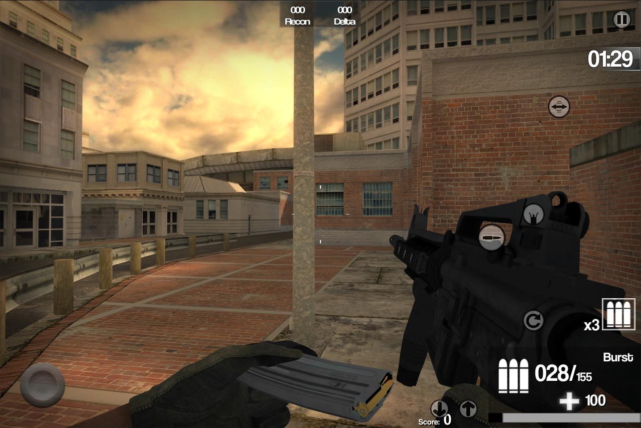 multiplayer shooter