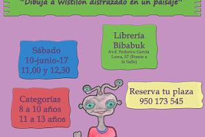 "Bibabuk organiza el Concurso de Dibujo Infantil ""Dibuja a Wistilon"""