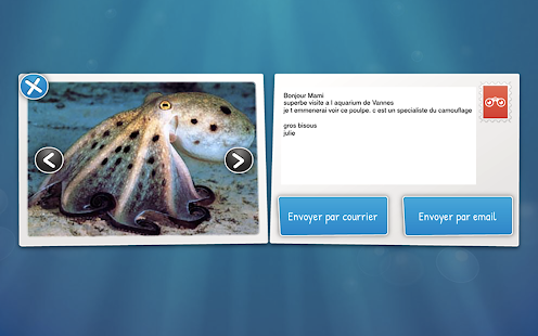 Guideez Aquarium de Vannes FR- screenshot thumbnail
