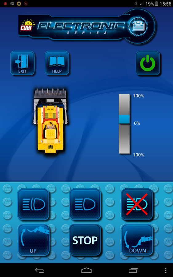 Cobi Controller 2- screenshot