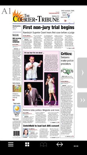 The Courier-Tribune e-Edition