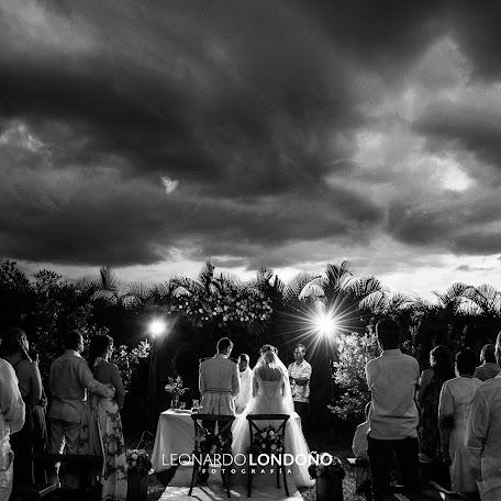 Fotógrafo de bodas Leonardo Londoño (LeonardoLondon). Foto del 01.03.2018