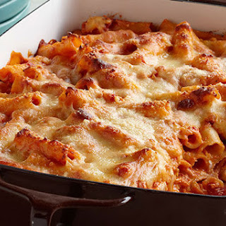 Baked Ziti With Cream Cheese And Sour Cream Recipes