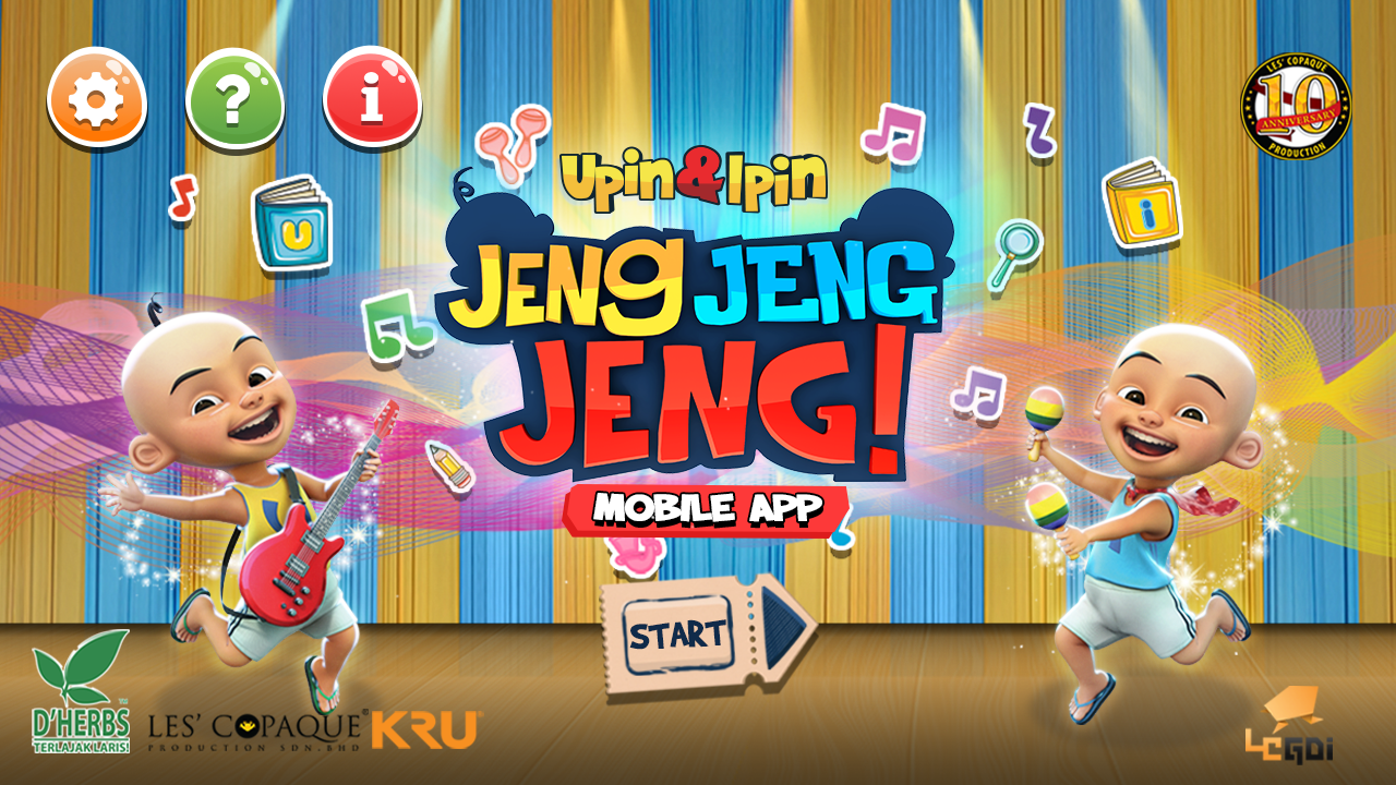 Upin Ipin Jeng Jeng Jeng Android Apps On Google Play