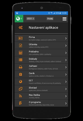 Profi u00dau010dtenka - EET 3.8 screenshots 7