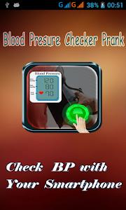 Blood Pressure Checker Prank screenshot 18