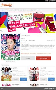 Female Malaysia - screenshot thumbnail