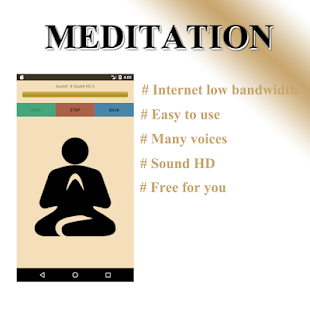 Practice meditation - náhled