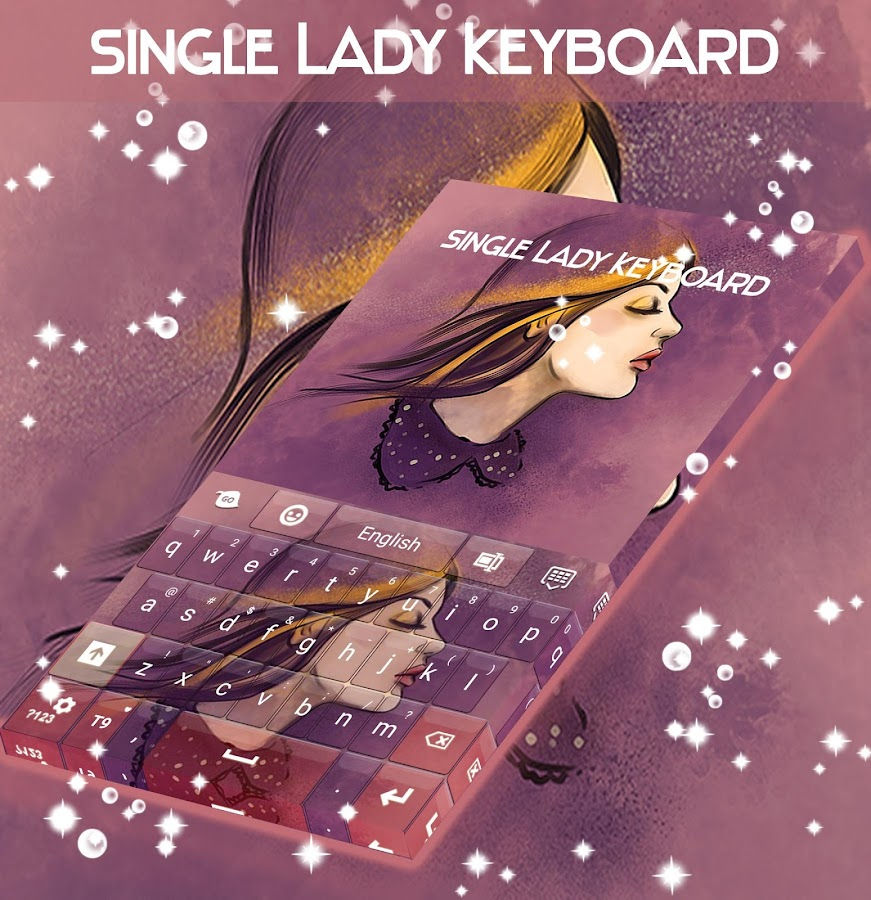 Single Lady Keyboard- screenshot