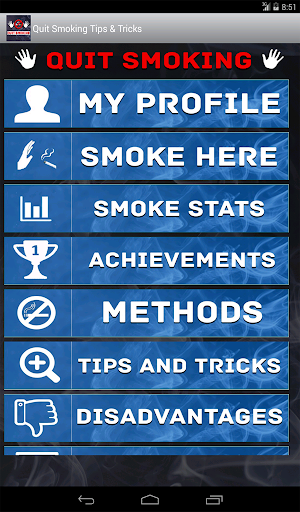 Quit Smoking - Tips and Tricks