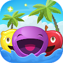 Fruit Pop! Puzzles in Paradise icon