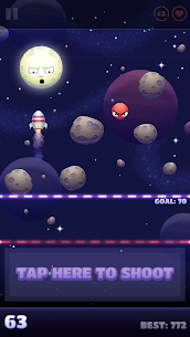Shoot The Moon MOD Apk 1.71 (Unlimited Coins) 2