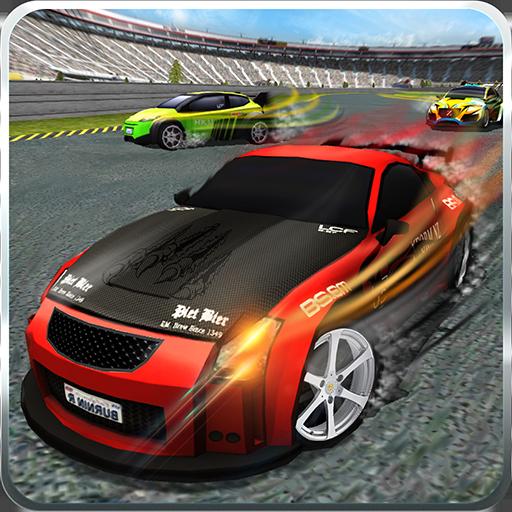 Super Speed Car Rally Racing