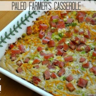 Paleo Farmer's Casserole.