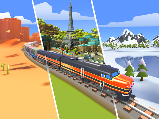 Train Station 2: Rail Strategy & Transport Tycoon 1.27.1 screenshots 5