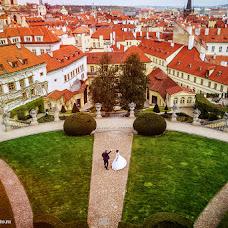 Wedding photographer Olga Kalacheva (kalachik). Photo of 24.04.2017