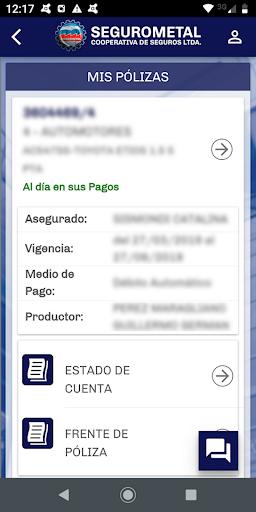 segurometal seguros screenshot 2