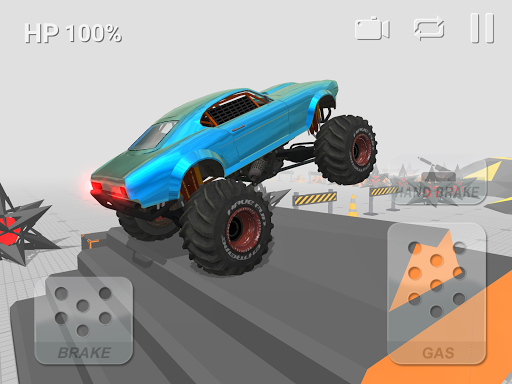 Test Driver: Offroad Driving Simulator screenshots 8