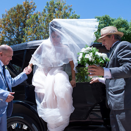 Wedding photographer Christian Barrantes (barrantes). Photo of 11.01.2018