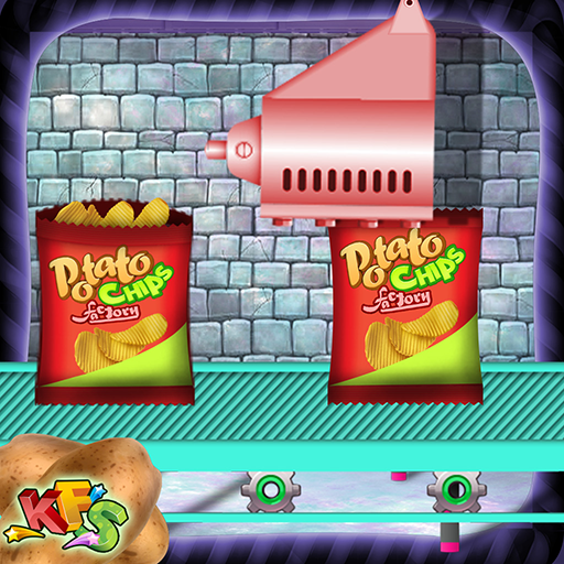 Potato Chips Factory – Chef (game)