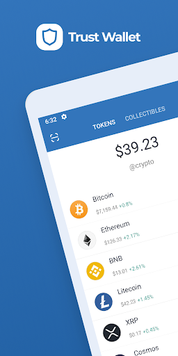 cryptocurrency wallet applications