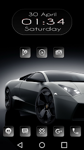 Bacca Gray - Icon Pack screenshot 0