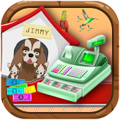 Pet Store Cash Register Game